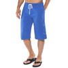 Nihil Pelikano Spodnie krótkie Mężczyźni niebieski
